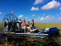 Everglades River of Grass Adventures