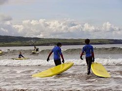Lahinch Surf Experience