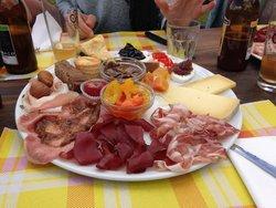 Agriturismo Alpe Corneuil