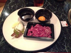 Grilled Beef Ryukei
