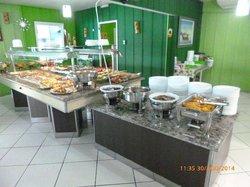 Pappi's Buffet por Kg