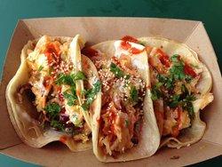 TaKorean - Korean BBQ Tacos