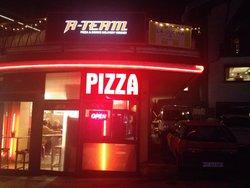 A Team Pizza