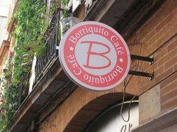 Borriquito café