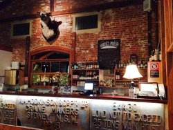 Webb & Co bar