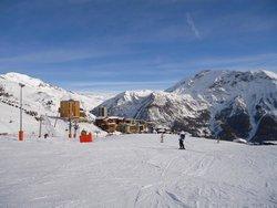 Orcières 1850 Ski Resort