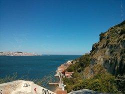 Overlooking Lisbon