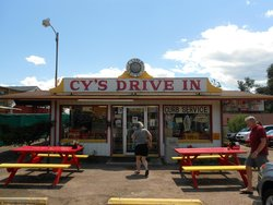 Cy's Drive-In Restaurant