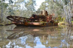 Maldon Dredge and Dragline