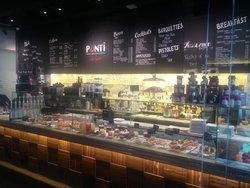 Ponti Belgian Coffee Corner