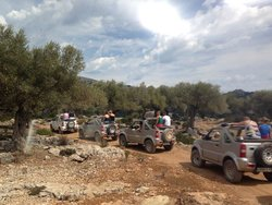 Jeep Safari Mallorca