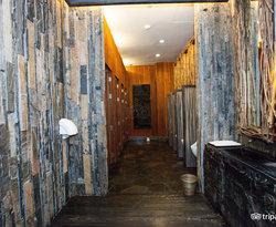 Restroom at the Centara Grand Mirage Beach Resort