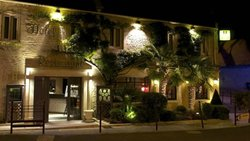 Hotel Restaurant La Glycine