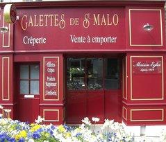 Crêperie Galettes de Saint Malo