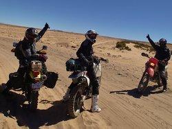 Motorcycle Tours Bolivia - Uyuni