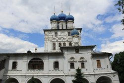 Храм Казанской Иконы Божией Матери в Коломенском