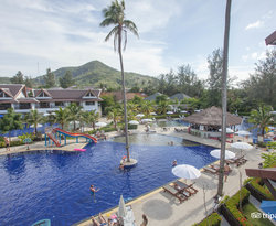 The Pool at the Sunwing Resort - Kamala Beach