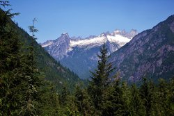 North Cascade Visitors Center