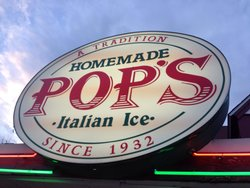 Pop's Homemade Water Ice