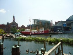 National Historic Seaport of Baltimore