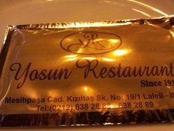 Laleli Yosun Restaurant