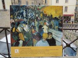 Van Gogh Walk