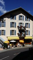 Hôtel Restaurant du Grand-Mont
