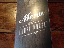 Loose Moose sign