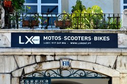 LX Rent - Motos & Scooters