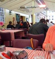 Restaurace U Templářů Celetná