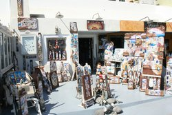 Kalimera Oia - Santorini Fine Art Gallery