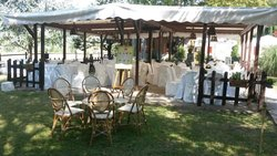 Lago La Cannuccia Restaurant
