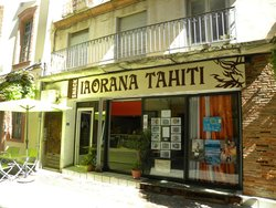 Snack Iaorana Tahiti
