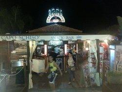 Chiosco Bar Capo Schiso