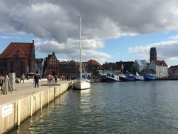 Old Hansa Harbor