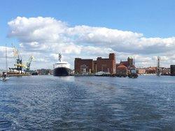 Hafenrundfahrt Wismar