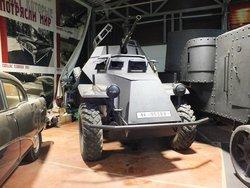 Zelenogorsk Antique Auto Museum