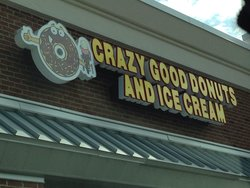 Crazy Good Donuts and Ice Cream