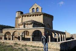 Iglesia de Sta. Maria de Eunate