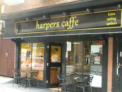 ‪Harpers Caffe‬