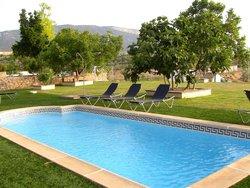 Finca Fanecaes Hotel Rural Castillo de Biar