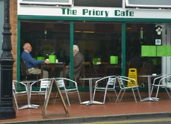 The Priory Cafe