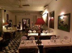 Restaurant in Hotel La Residence