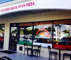 Palermo Brick Oven Pizza