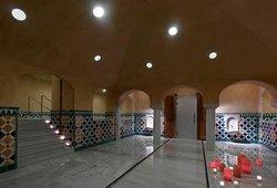 Banos Arabes Palacio de Comares