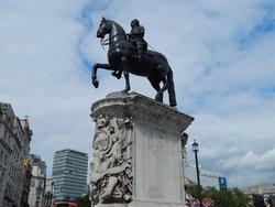 Charles I Statue