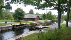 Lock 26, Trent-Severn Waterway National Historic Site
