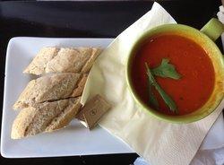 My fabulous soup!