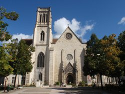 Cathedrale Saint Caprais