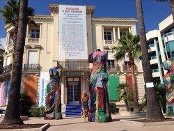Centre d'art La Malmaison at Cannes
